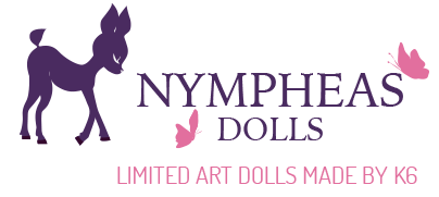 Nympheas Dolls - Limited Art Dolls by K6