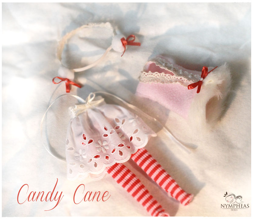 candy cane outfit